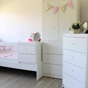 Dormitorio Bebé SOFT OPCION 1