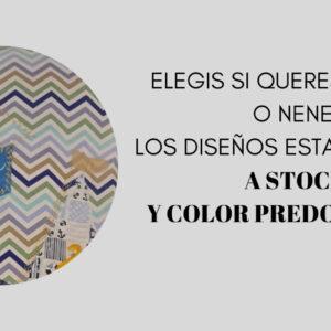 ACOLCHADOS Y CHICHONERAS  – OUTLET!